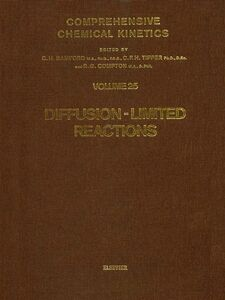 Ebook in inglese Diffusion-Limited Reactions Rice, S.A.