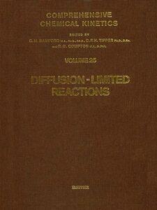 Foto Cover di Diffusion-Limited Reactions, Ebook inglese di S.A. Rice, edito da Elsevier Science