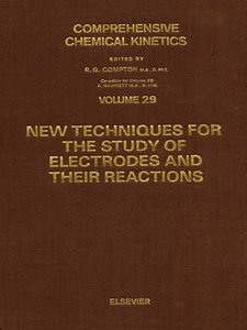Ebook in inglese New Techniques for the Study of Electrodes and Their Reactions -, -