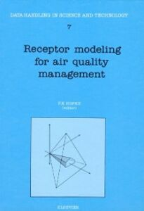 Ebook in inglese Receptor Modeling for Air Quality Management