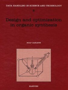 Ebook in inglese Design and Optimization in Organic Synthesis Carlson, R.