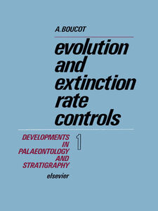 Foto Cover di Evolution and Extinction Rate Controls, Ebook inglese di A.J. Boucot, edito da Elsevier Science