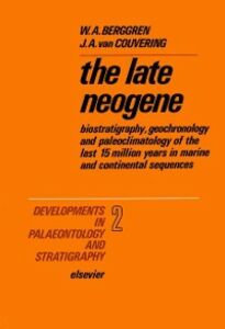 Ebook in inglese late Neogene