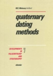 Ebook in inglese Quaternary Dating Methods -, -