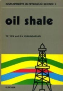 Foto Cover di Oil Shale, Ebook inglese di  edito da Elsevier Science