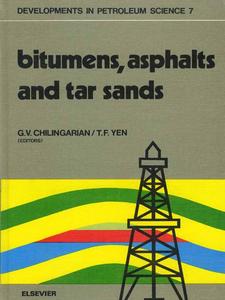 Ebook in inglese Bitumens, asphalts, and tar sands -, -