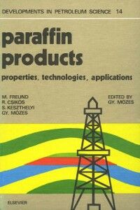 Ebook in inglese Paraffin Products