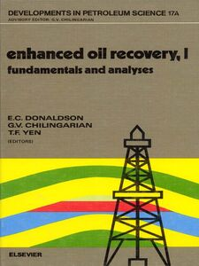Ebook in inglese Enhanced Oil Recovery, I -, -
