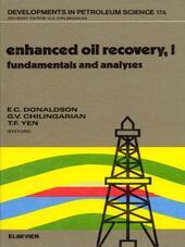 Enhanced Oil Recovery, I