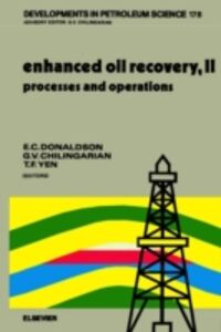 Foto Cover di Enhanced Oil Recovery, II, Ebook inglese di  edito da Elsevier Science