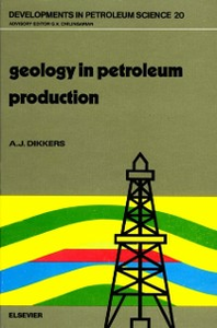 Ebook in inglese Geology in Petroleum Production Dikkers, A.J.