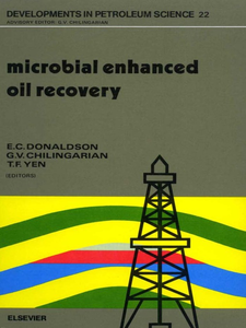 Ebook in inglese Microbial Enhanced Oil Recovery -, -