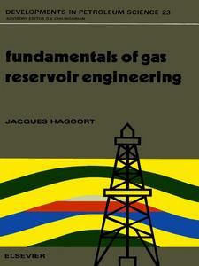 Ebook in inglese Fundamentals of Gas Reservoir Engineering Hagoort, J.