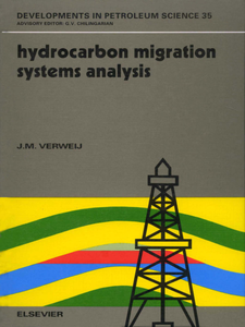 Ebook in inglese Hydrocarbon Migration Systems Analysis Verweij, J.M.