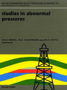 Ebook in inglese Studies in Abnormal Pressures -, -