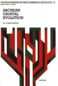 Foto Cover di Archean Crustal Evolution, Ebook inglese di  edito da Elsevier Science