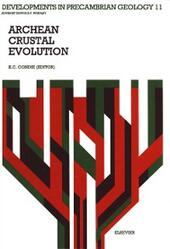 Archean Crustal Evolution