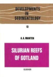 Ebook in inglese Silurian reefs of Gotland