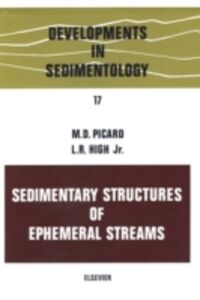 Ebook in inglese Sedimentary structures of ephemeral streams -, -