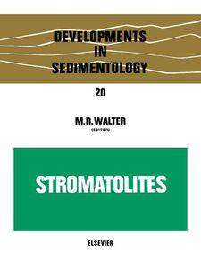Ebook in inglese Stromatolites -, -