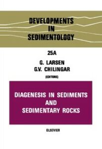 Ebook in inglese Diagenesis in sediments and sedimentary rocks