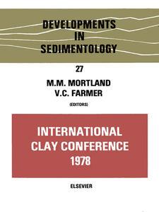 Foto Cover di International Clay Conference, 1978, Ebook inglese di  edito da Elsevier Science