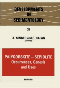 Ebook in inglese Palygorskite-Sepiolite -, -
