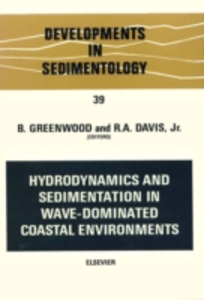 Ebook in inglese Hydrodynamics and sedimentation in wave-dominated coastal environments -, -