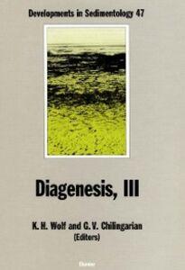 Ebook in inglese Diagenesis, III -, -