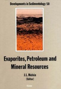 Ebook in inglese Evaporites, Petroleum and Mineral Resources