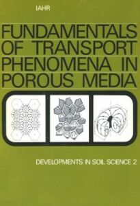 Foto Cover di Fundamentals of transport phenomena in porous media, Ebook inglese di  edito da Elsevier Science