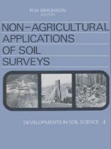 Ebook in inglese NON-AGRICULTURAL APPLICATIONS OF SOIL SURVEYS Simon, Herbert A.