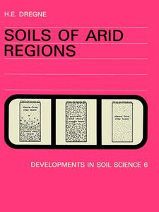 Ebook in inglese Soils of arid regions -, -