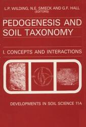 Pedogenesis and Soil Taxonomy : Concepts and Interactions
