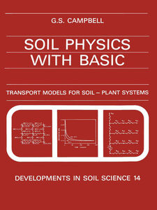 Ebook in inglese Soil Physics with BASIC Campbell, G.S.