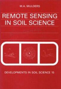 Ebook in inglese Remote Sensing in Soil Science Mulders, M.A.