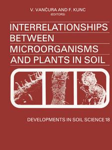 Ebook in inglese Interrelationships Between Microorganisms and Plants in Soil -, -