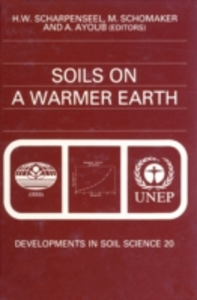 Ebook in inglese Soils on a Warmer Earth -, -