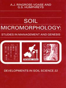 Ebook in inglese Soil Micromorphology -, -