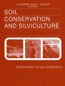 Ebook in inglese Soil Conservation and Silviculture -, -