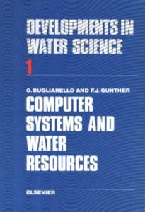 Ebook in inglese Computer systems and water resources -, -