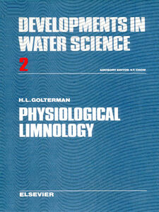 Foto Cover di Physiological limnology, Ebook inglese di  edito da Elsevier Science