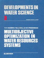 Multiobjective optimization in water resources systems