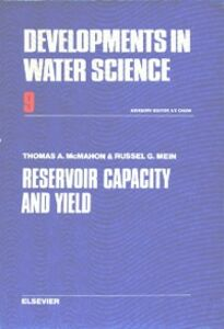 Ebook in inglese Reservoir capacity and yield
