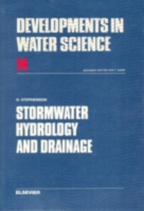 Ebook in inglese Stormwater Hydrology and Drainage Stephenson, D.J.