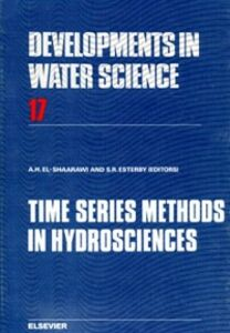 Ebook in inglese Time Series Methods in Hydrosciences
