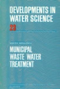 Ebook in inglese Municipal Waste Water Treatment Negulescu, M.