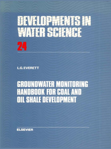 Ebook in inglese Groundwater Monitoring Handbook for Coal and Oil Shale Development Everett, L.G.