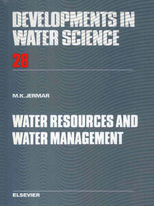 Ebook in inglese Water Resources and Water Management Jermar, M.K.