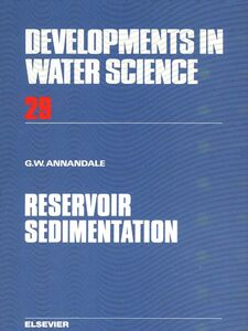 Ebook in inglese Reservoir Sedimentation Annandale, G.W.
